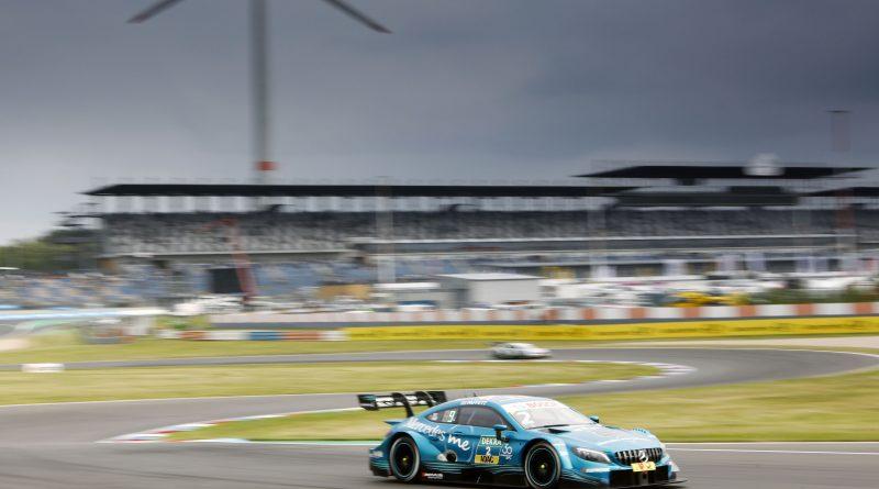 Gary Paffett gana la segunda carrera de Lausitzring