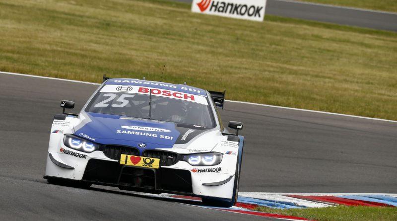 Philipp Eng consigue su primera pole en el DTM
