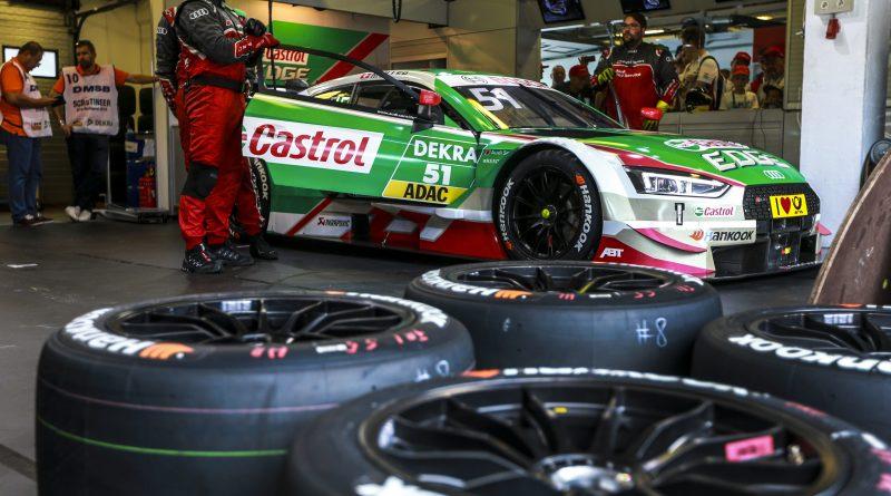 Robin Frijns y Audi llegan a uno de sus mejores circuitos