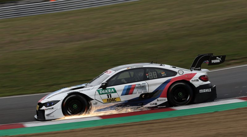 Wittmann y Eng logran puntos para BMW el domingo en Brands Hatch