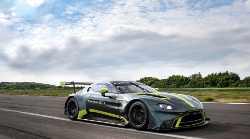 Aston Martín entrará en el DTM 2019