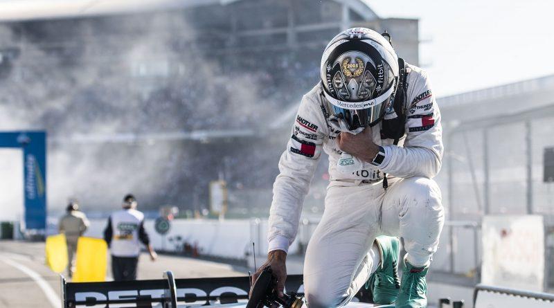 Gary Paffett logra su segundo campeonato del DTM