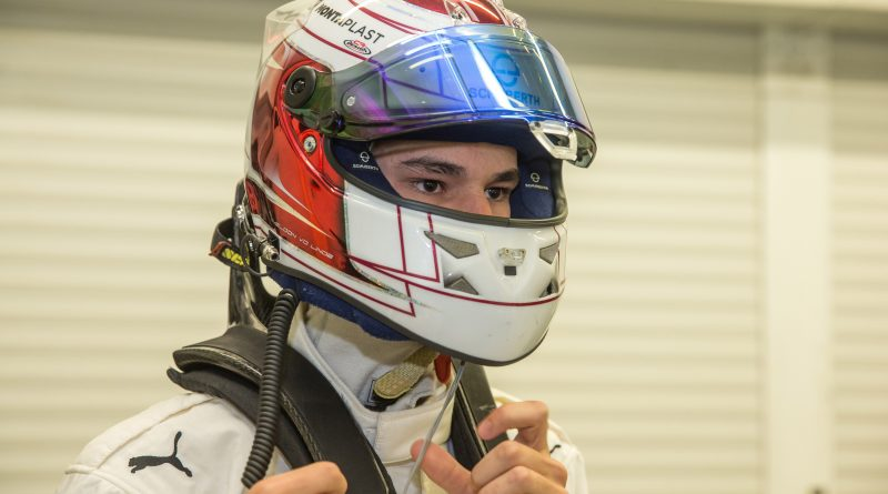 Sheldon van der Linde elegido como piloto de BMW para el DTM 2019