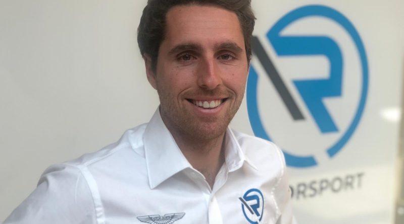Dani Juncadella, piloto oficial de R-Motorsport para el DTM 2019