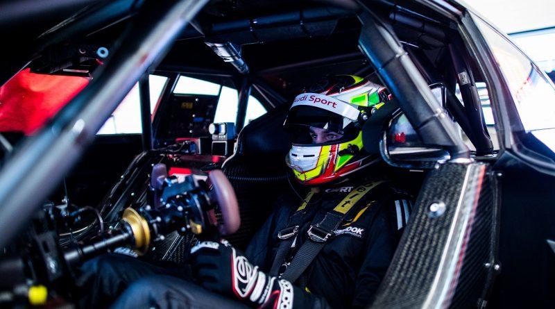 Jonathan Aberdein sería el primer piloto seleccionado por WRT Racing para el DTM.
