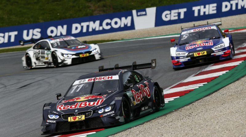 Red Bull se desvincula del proyecto de Aston Martin en el DTM