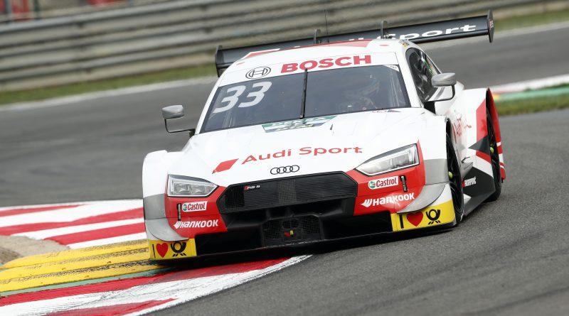 René Rast logra la segunda victoria de la temporada en Zolder