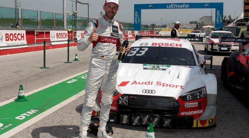 René Rast vuelve a lograr la pole en Misano