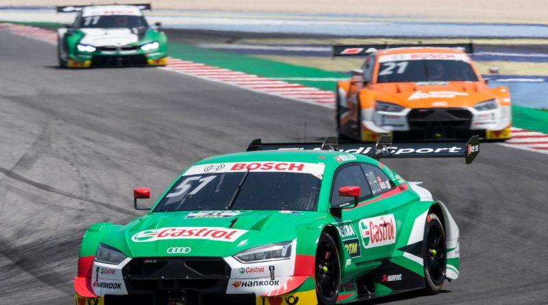 Audi Sport buscará prolongar su liderato en Assen.
