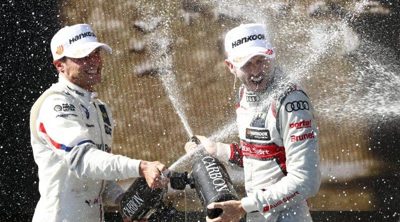 EXCLUSIVA: Estas son las posibilidades para que Rast sea campeón en Nürburgring