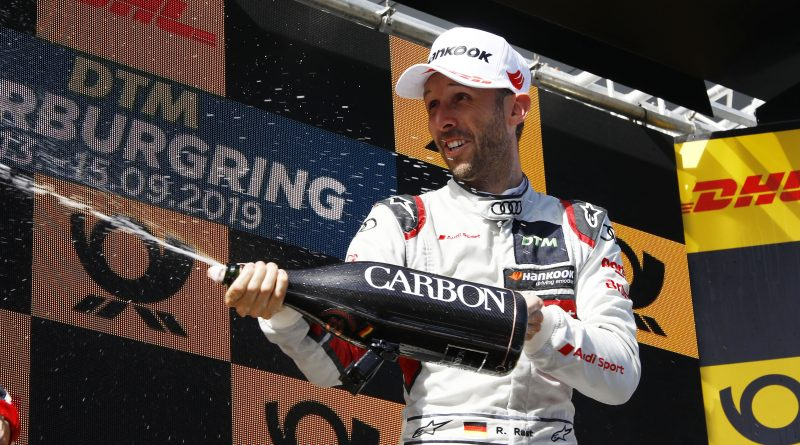 René Rast se convierte en bicampeón del DTM