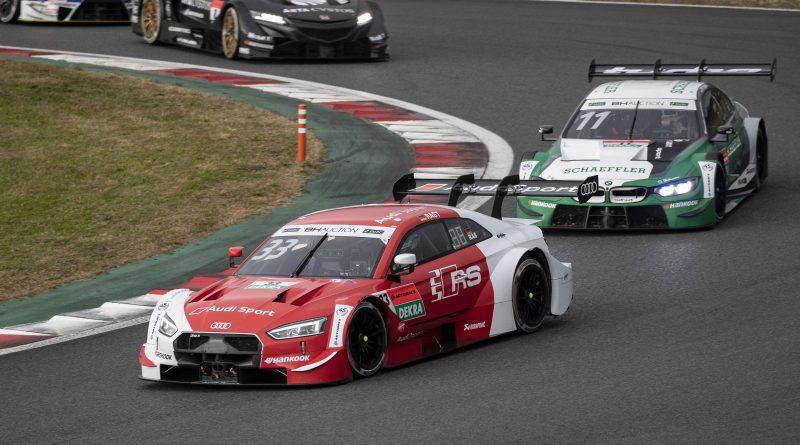 Éxito para Audi Sport en Fuji: «Tenemos ganas de más 'Dream Race' en el futuro»