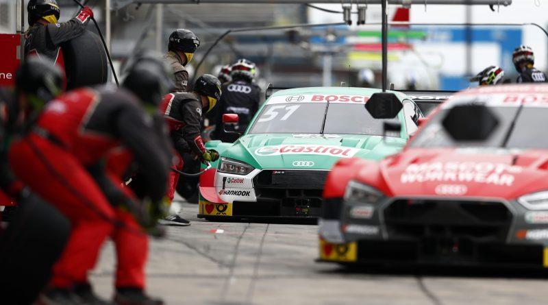 Audi confirma su alineación para los test de Jerez
