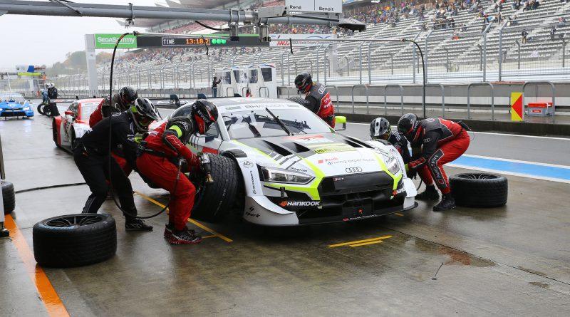 Jones y Scherer, nuevos pilotos de WRT Racing para el DTM