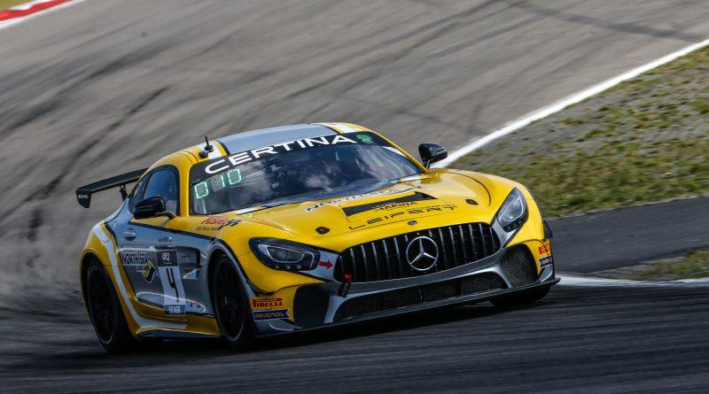 Leipert Motorsport correrá con dos Mercedes en el DTM Trophy