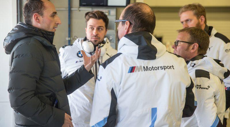 Robert Kubica correrá el DTM con un BMW M4 DTM privado