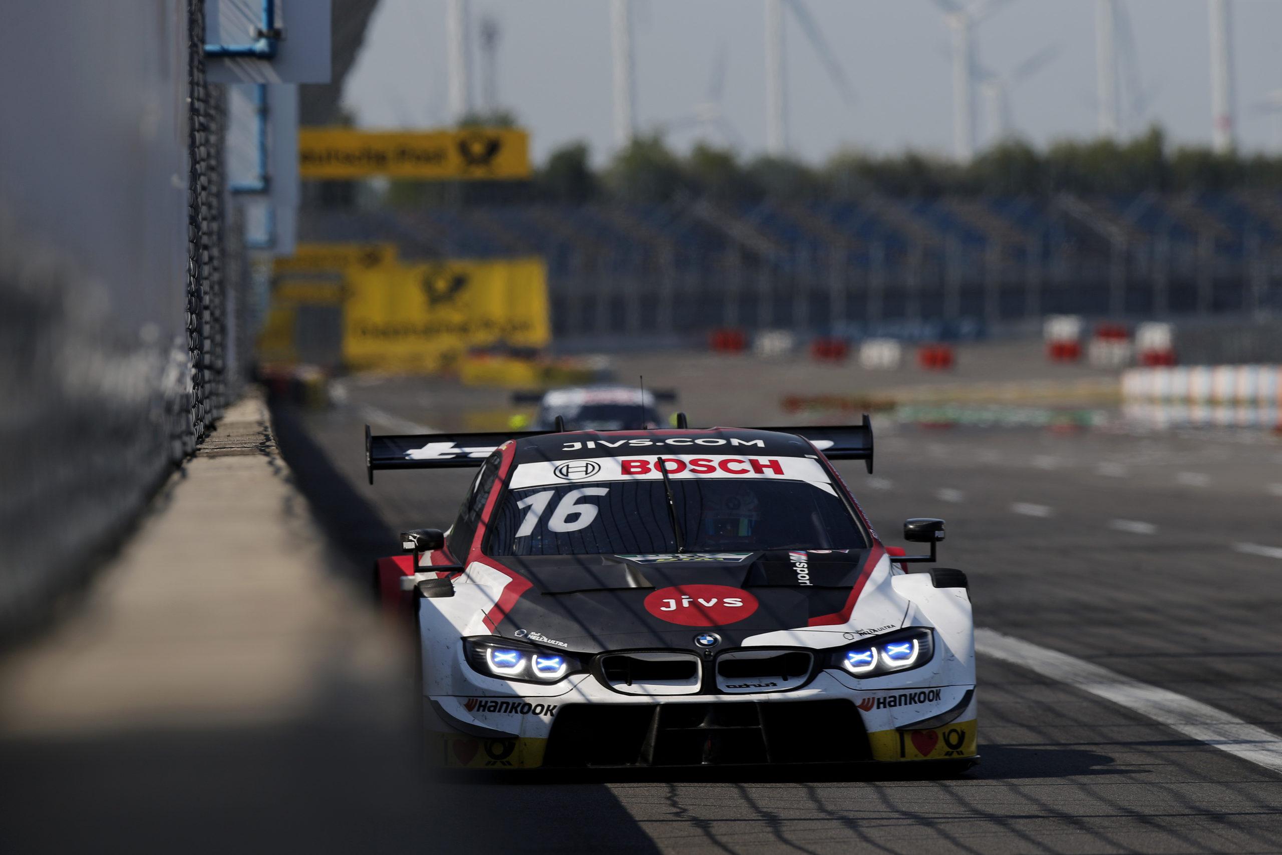 El DTM presenta su nuevo calendario para 2020 con predominio belga-alemán