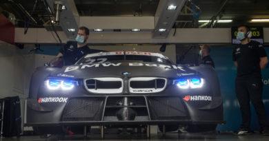 El DTM completa su test en Nurburgring