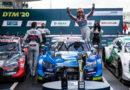 Frijns logra su primera victoria en el DTM en casa