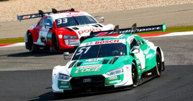 Nico Müller gana en Nürburgring y amplia su liderato