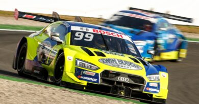 Phoenix no correrá con Audi en el DTM 2021