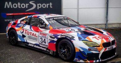 Walkenhorst correrá en el DTM con un BMW M6 GT3